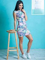 Женское платье Киара с цветами