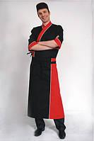 Форма для поваров, суши-ресторанов, пошив под заказ поварской одежды
