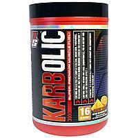 ProSupps, Карболик, супер-премиум, топливо для мышц, апельсиновый заряд, 2,3 фунта (1040 г)