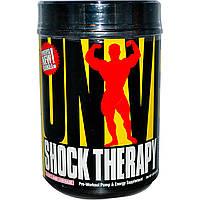 Universal Nutrition, Shock Therapy, Перед тренировкой разогрев и энергия, Clydes Hard Lemonade 1.85 фунтов (840 г)