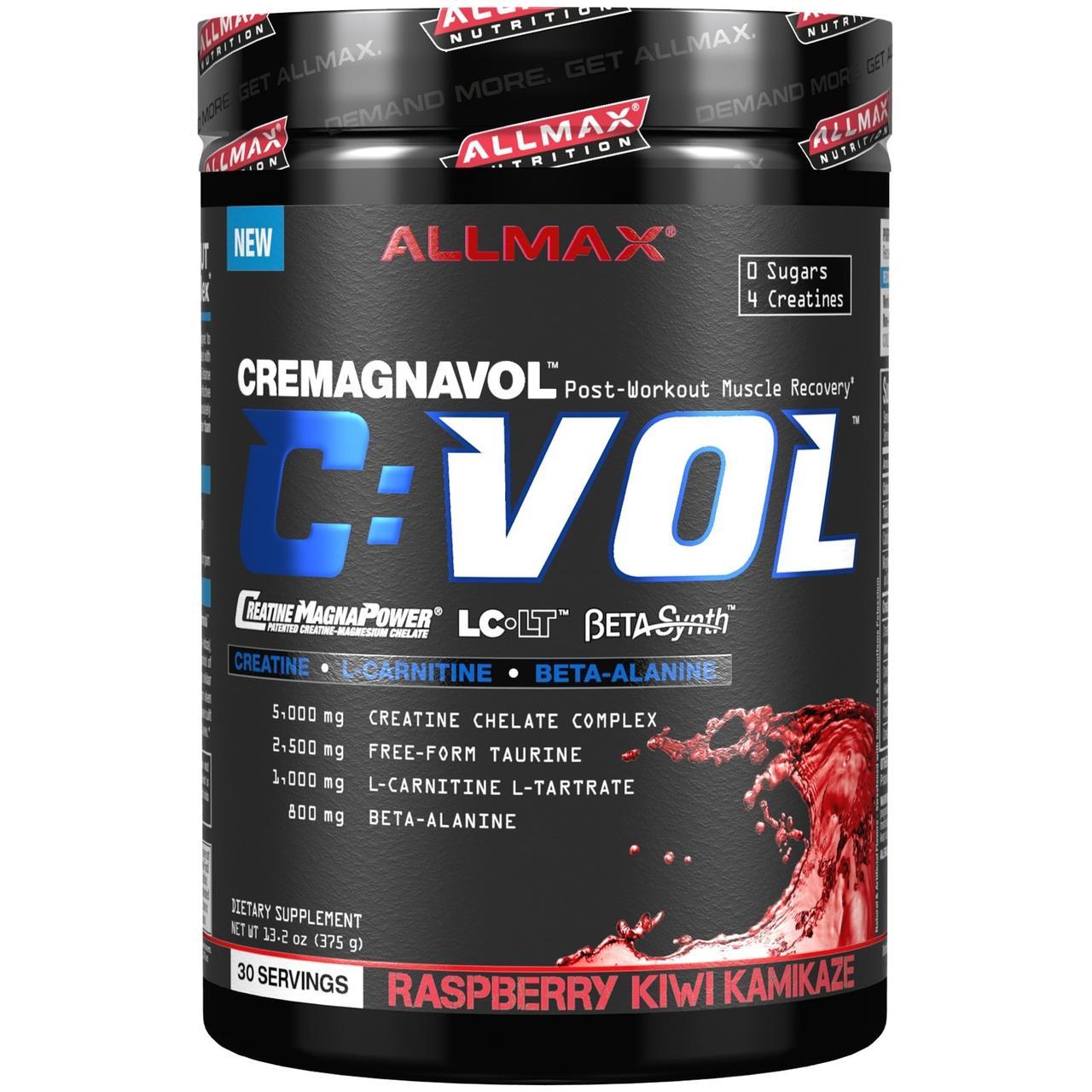 ALLMAX Nutrition, CVOL, малина-киви камикадзе, 13,2 унций (375 г)