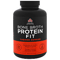 Ancient Nutrition, Bone Broth Protein Fit, Thermo Burner , 180 Capsules