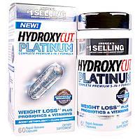 Hydroxycut, Hydroxycut платинум харчова добавка для зниження ваги, 60 швидкодіючих капсул