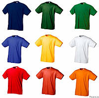 Футболки трикотажныe, 100% хлопок, яркие цвета