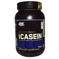 Optimum Nutrition, Gold Standard 100% Casein, Cookies and Cream, 2 lb (909 g)