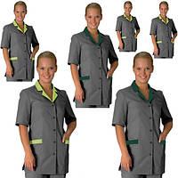 Женские костюмы для горничных, пошив под заказ, рабочая форма для клининга