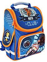 """Рюкзак школьный CF85828 """"MotoClub"""" для мальчика Cool For School"""
