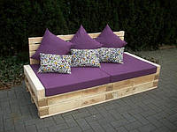 Изготовление подушек для  мебели.