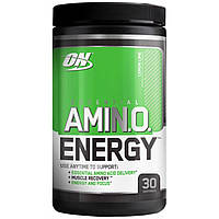 Optimum Nutrition, Essential Amino Energy, Lemon Lime, 0.6 lbs, 30 servings