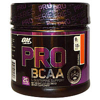 Optimum Nutrition, Pro BCAA, Fruit Punch, 20 servings, 13.7 oz (390g)
