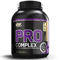 Optimum Nutrition, Про-комплекс, изолят и гидролизованные белки, шоколад + арахисовое масло, 3,35 фунта (1,52 кг)