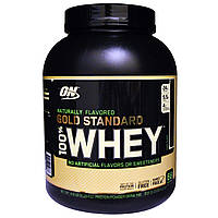 Optimum Nutrition, 100% натуральный вкус Whey Gold Standard, шоколад, 2,18 кг