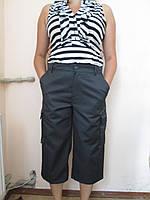 Бриджи, шорты рабочие, летняя спецодежда, укороченные рабочие брюки, рабочая одежда