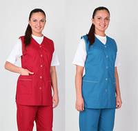 Униформа горничной, костюм-клининг, комплект уборщицы