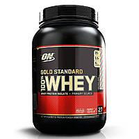 Optimum Nutrition, Gold Standard, 100% сыворотка, Именинный пирог, 2 фунта (907 г)