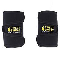 Sports Research, Sweet Sweat Манжеты для Рук, Унисекс-обычный, Желтые, 1 пара