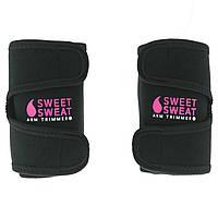 Sports Research, Sweet Sweat Манжеты для Рук, Унисекс-обычный, Розовые, 1 пара