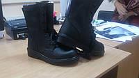 Ботинки рабочие с высокими берцами,зимняя обувь