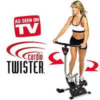 Тренажер для похудения CardioTwister Кардио Твистер - кардиотренажер