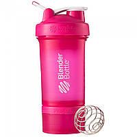 Sundesa, Бутылка-блендер Prostak, розовый, 22 унции