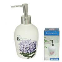 Дозатор для жидкого мыла Сирень SNT 888-04-003