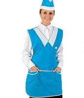 Униформа для продавцов, пилотки, фартуки-накидки с карманом