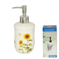 Дозатор для жидкого мыла Подсолнух SNT 888-04-010