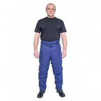 Брюки утепленные, штаны ватные, зимняя рабочая одежда, спецодежда мужская
