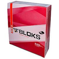 Clif Bar, Жевательные леденцы Shot Bloks Energy, вкус черемухи + кофеин, 18 пакетиков по 60 г