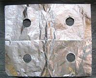 Подложка для газовой плиты фольга