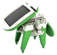 Робот-трансформер на солнечной батарее 6 в 1