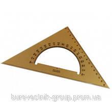 Треугольник с транспортиром Koh-I-Noor (745640)