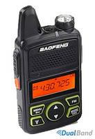 Baofeng BF-T1 UHF - новейшая миниатюрная рация!