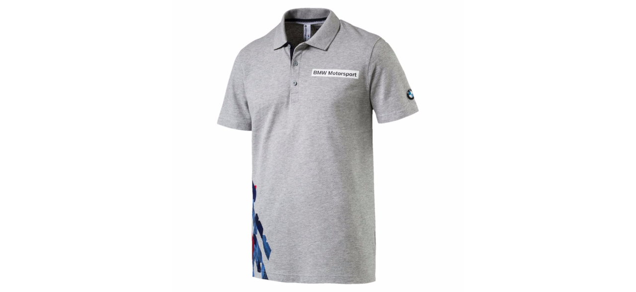 ПОЛО BMW MSP GRAPHIC POLO - Интернет-магазин Sport_Сenter_Store в Одессе