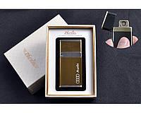 """Спиральная USB-зажигалка """"Audi"""" №4784-3, встряхиваем и прикуриваем, отличный и практичный подарок, в коробке"""