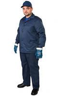 Костюм рабочий с греты, спецодежда, куртка с брюками для производства