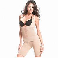 Биокерамическое белье Fir Slim для похудения, майка и шорты Фир Слим
