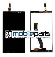 Оригинальный дисплей (модуль) + сенсор (тачскрин) для Lenovo K910 | Vibe Z (Черный)