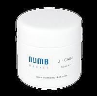 J - CAIN 10.56% (Расфасованный), Крем - анестетик, 50g