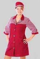 Халаты для продавцов, униформа для магазинов, торговых сетей