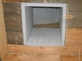Изоляция для камина, фото 3