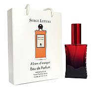 Serge Lutens Fleurs D'oranger (Серж Лютен Флерс Де Оранж) в подарочной упаковке 50 мл. (реплика) ОПТ