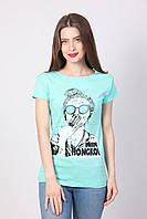 Женская футболка от производителя
