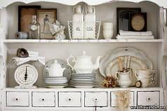 Столовая посуда и приборы