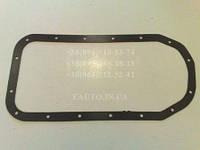 Прокладка масляного картера /поддона/ ВАЗ 2108 (2108-1009070К)  (БРТ)