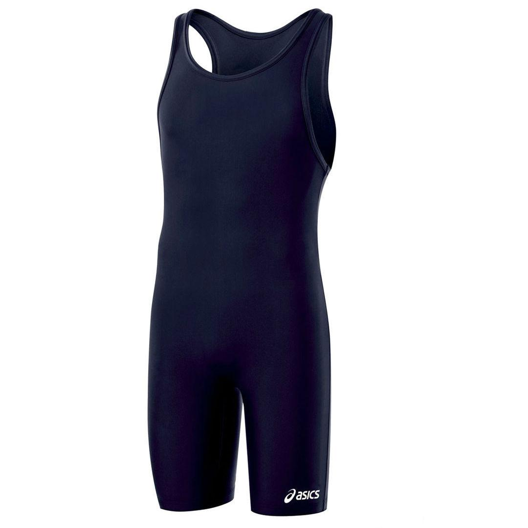 Борцовское трико ASICS SOLID MODIFIED SINGLET (JT200-0050)
