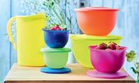 """Кувшин для приготовления и хранения компотов, напитков  """"Очарование"""" 2.1л  Tupperware в новом неоновом цвете"""