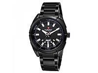 Оригинальные мужские влагозащитные часы Naviforce 9038. Отличное качество. Доступная хорошая цена.  Код: КГ988
