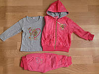 Спортивный костюм малютка 1-5 на девочку