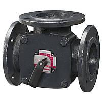 Поворотные смесительные 3-ходовые клапаны F ESBE